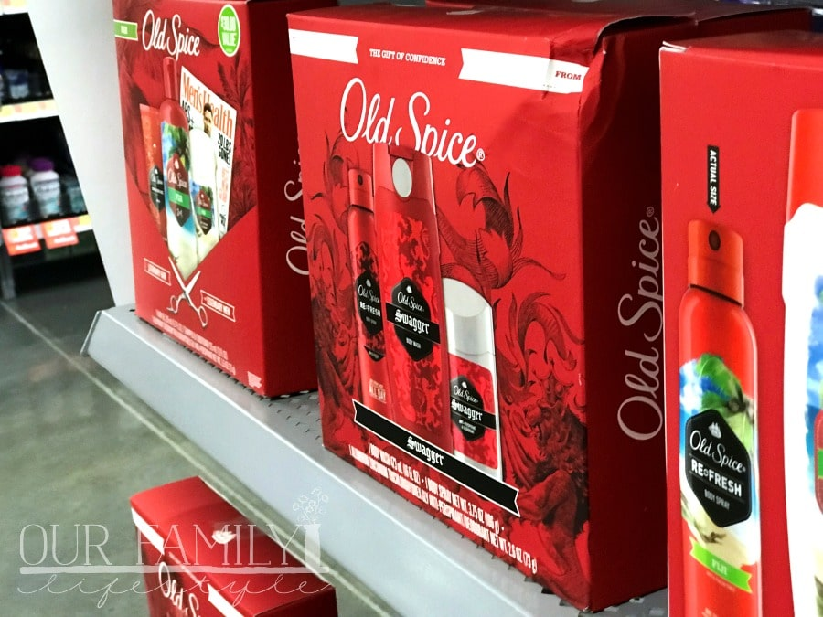 Old Spice Swagger Gift Pack at Walmart