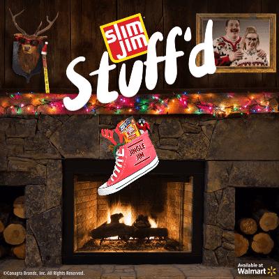 Slim Jim Stuff'd Stocking