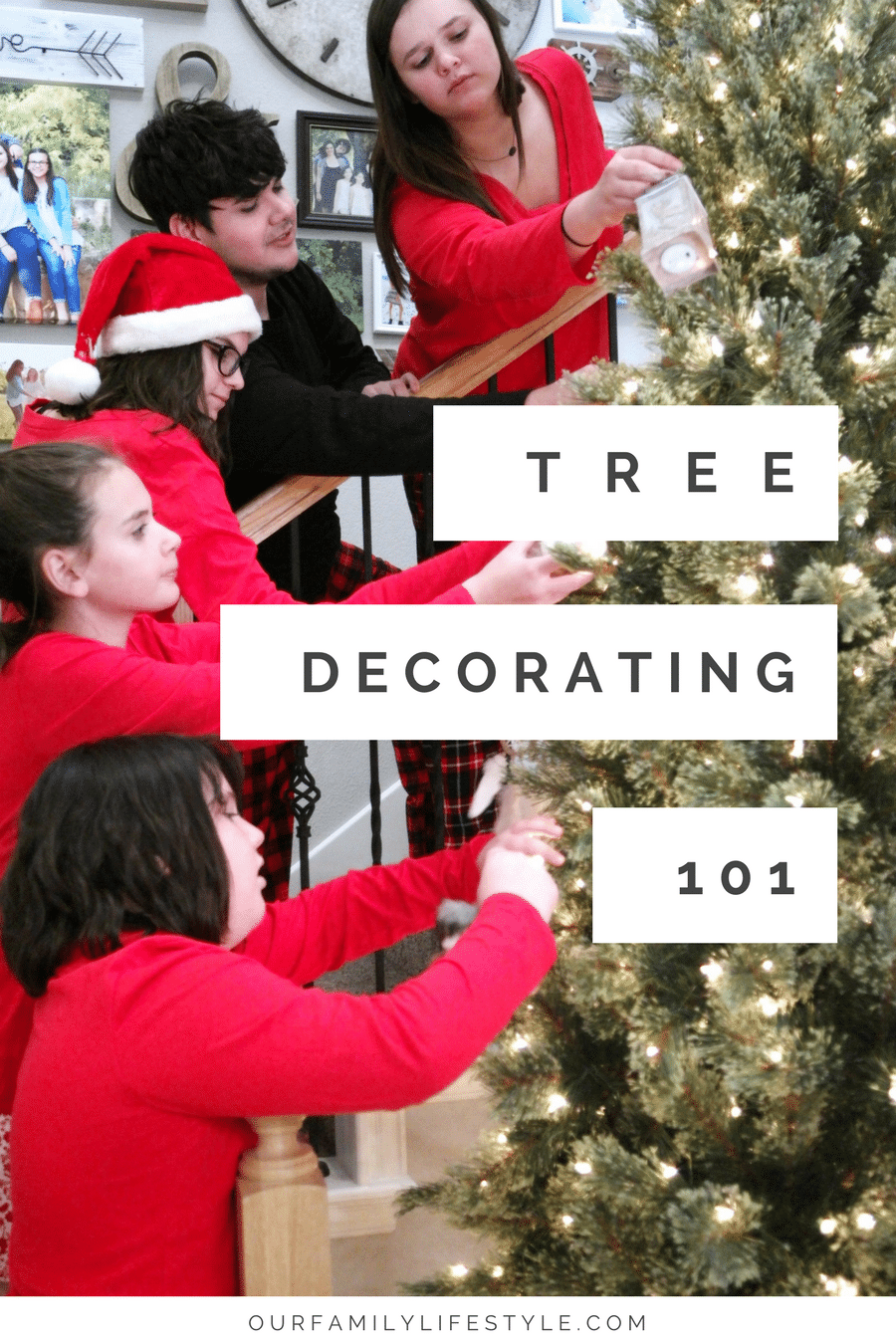 Tree Decorating 101 with Pier 1 Imports