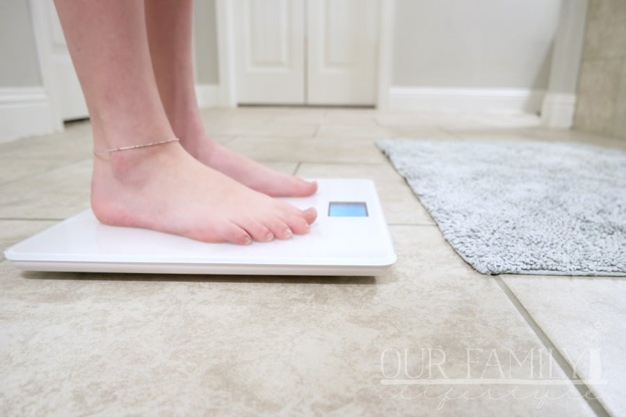 Nokia Body Composition Scale
