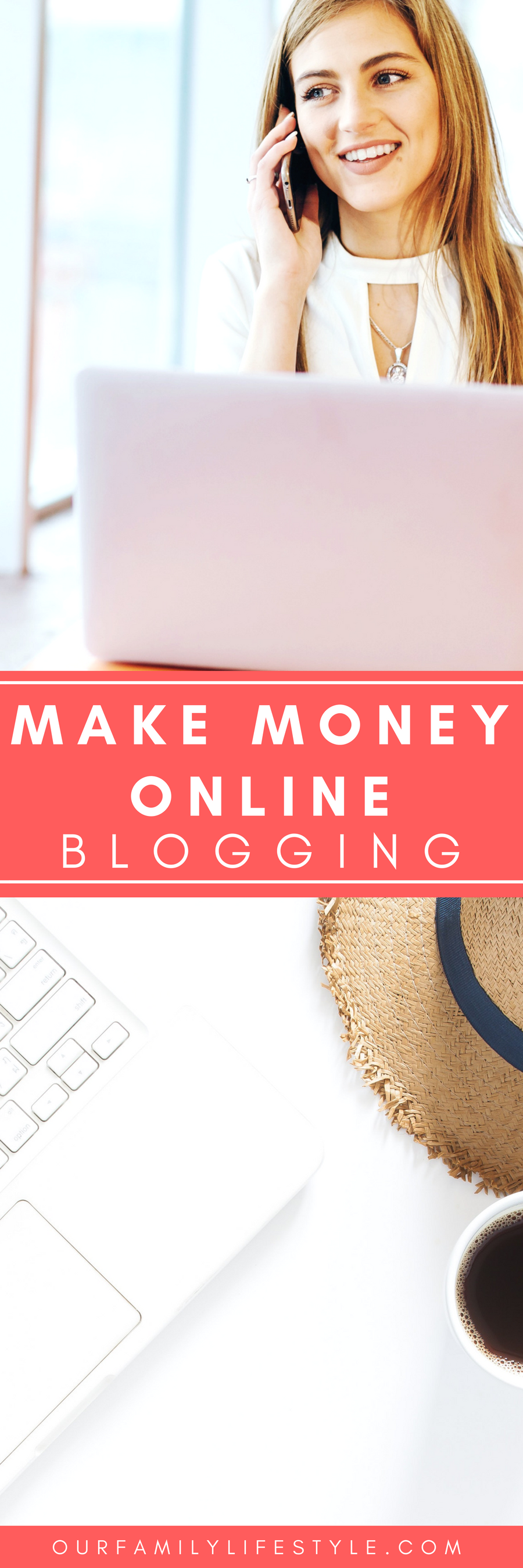 Blogging on a full-time basis is definitely not for everyone, but it can make you money online if you are the right person. Find out how to make money blogging.