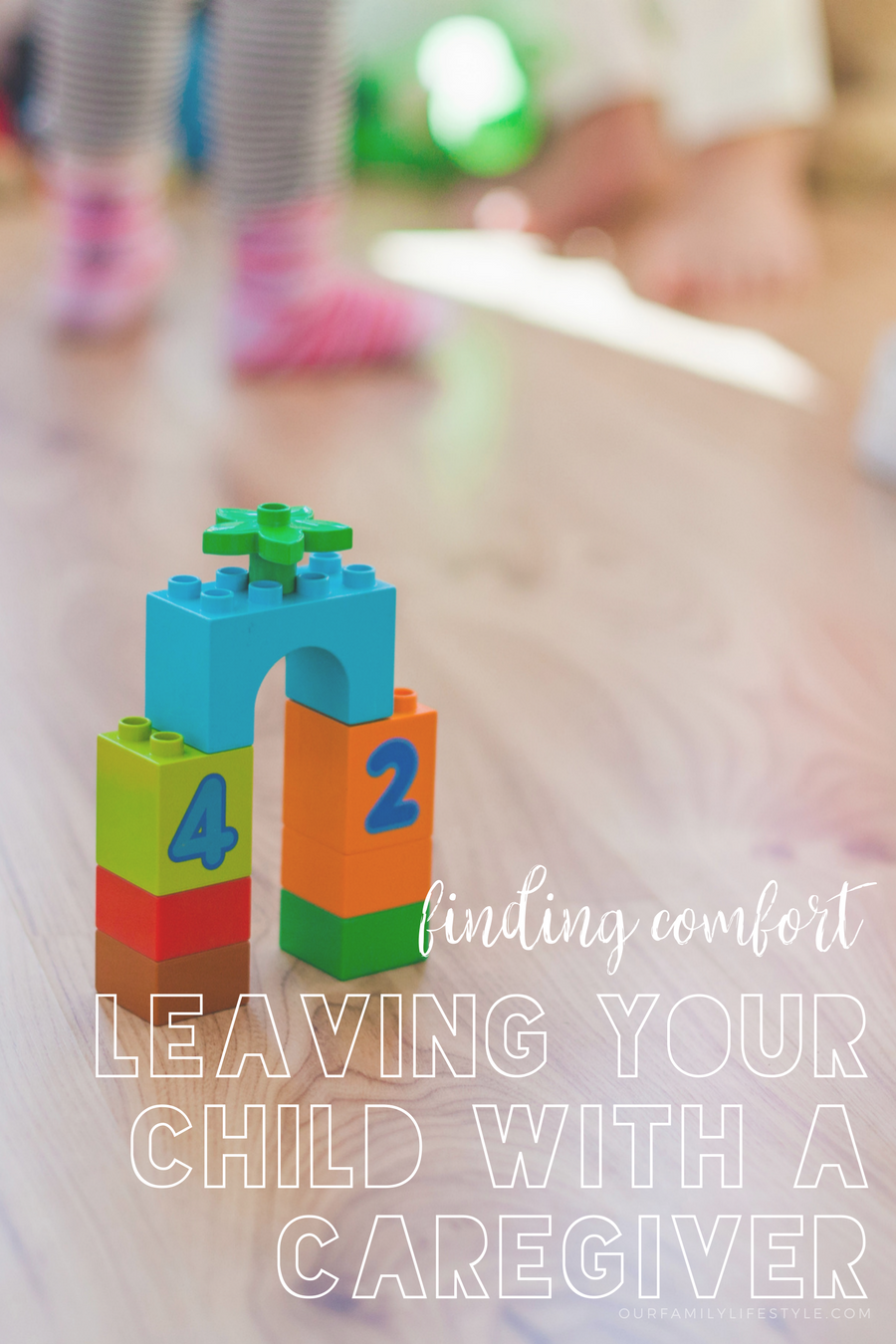 Leaving Your Child With a Caregiver