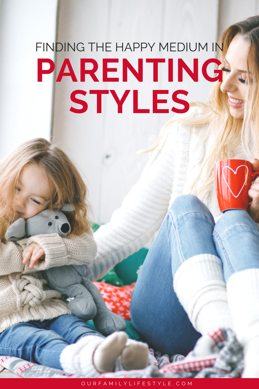 Finding the Happy Medium in Parenting Styles