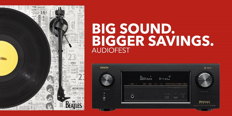Find Audio Gear of Your Dreams at Magnolia's March AudioFest