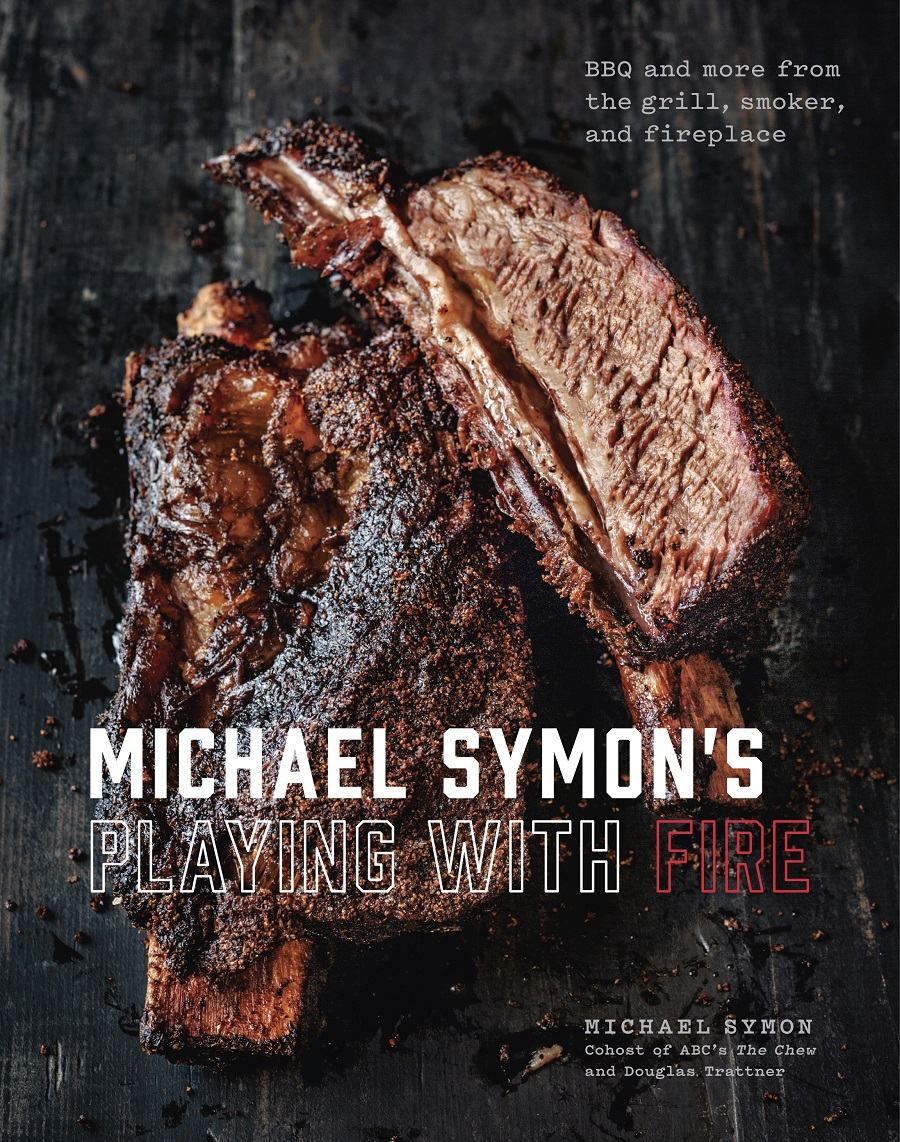 If you are looking for a new guide to classic American barbecue with the volume turned to high, look no further than Michael Symon's Playing With Fire cookbook.
