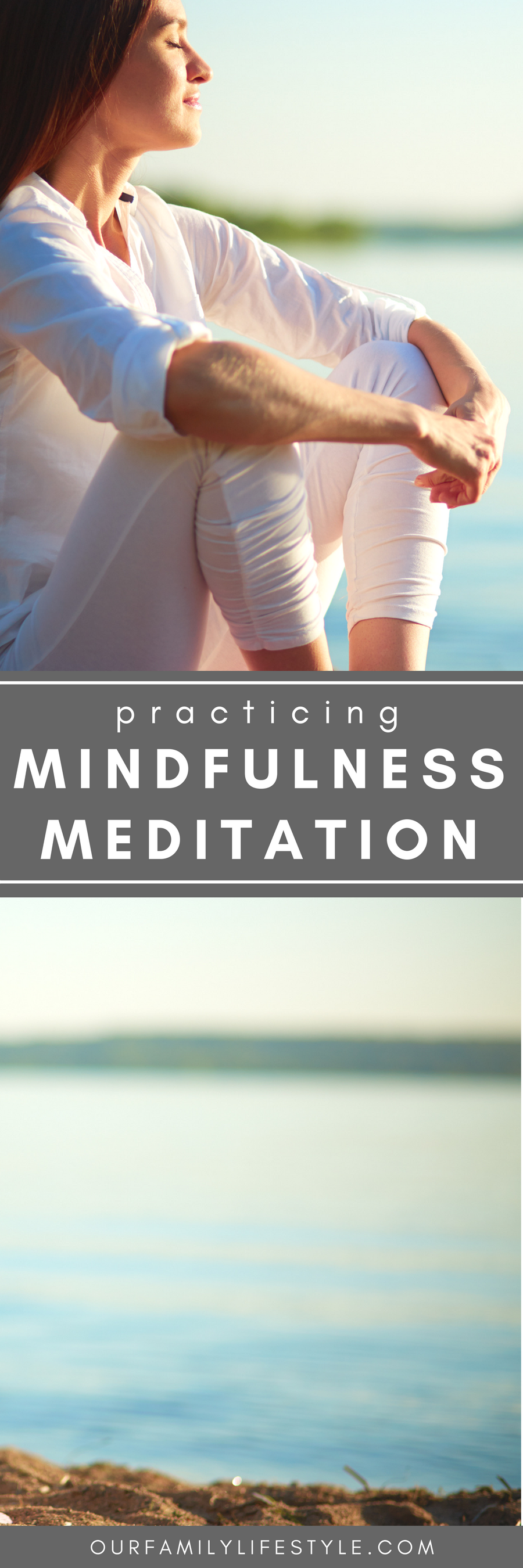 Practicing Mindfulness Meditation can help you live in the moment. The benefits of practicing mindfulness are huge and all it takes is a little bit of focus and breath to help reduce stress and simply be present.