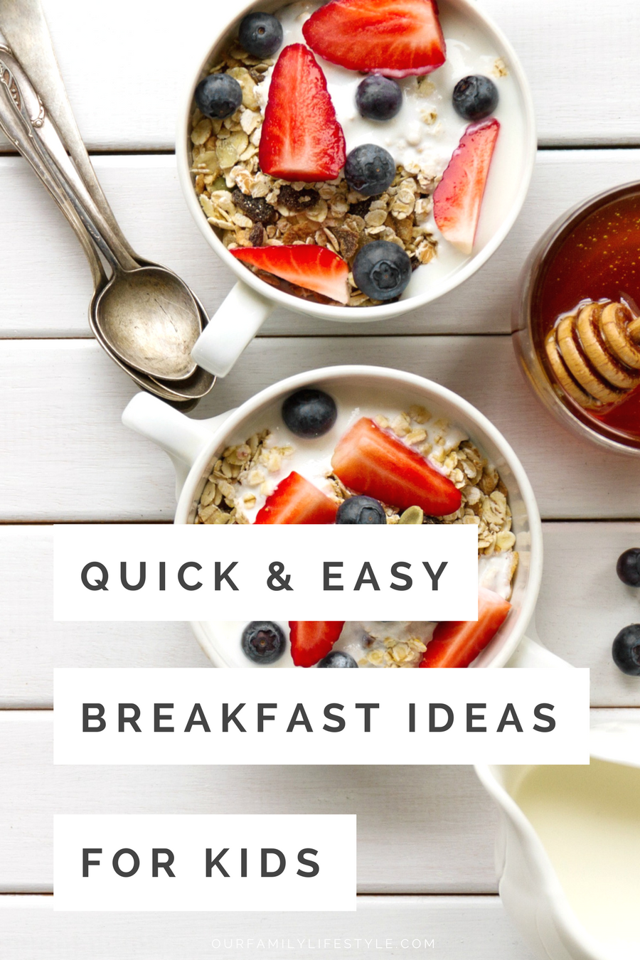 Quick and Easy Breakfast Ideas for Kids