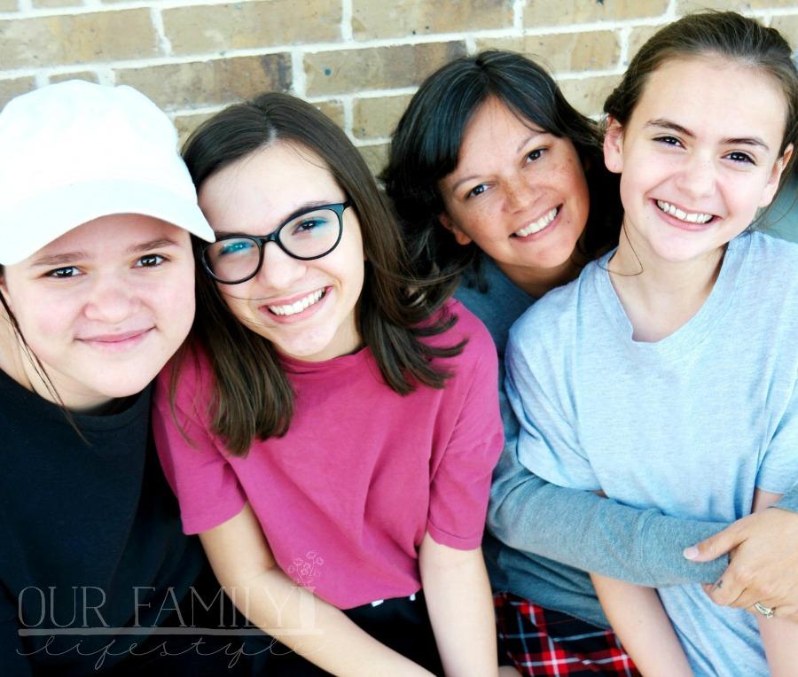 parenting teen daughters
