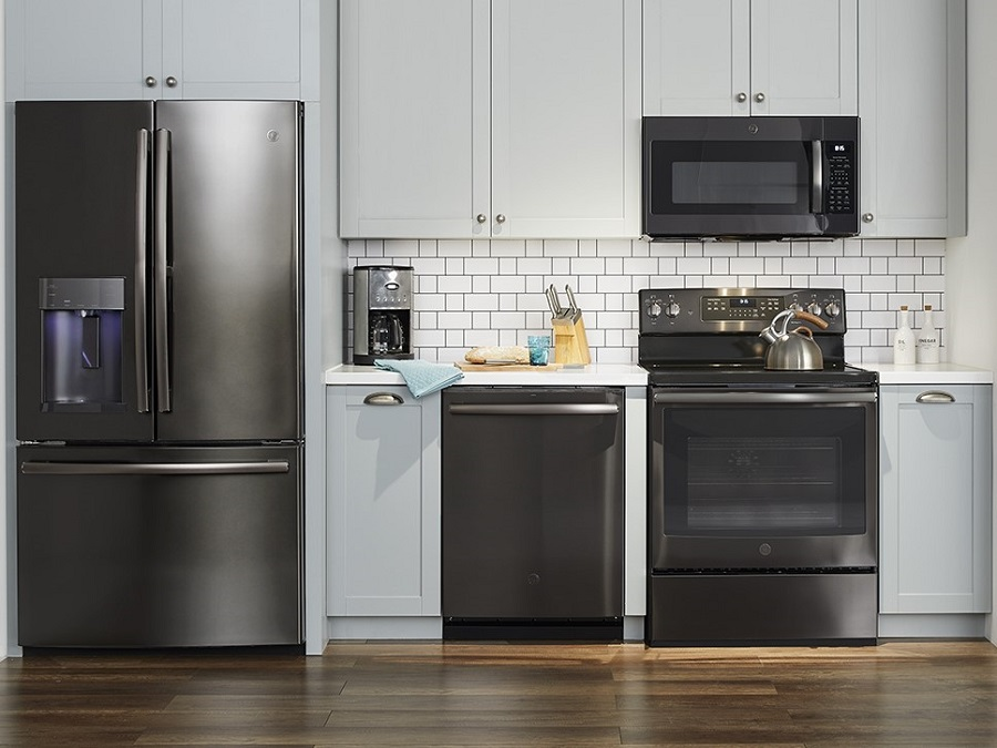 Make a Statement in Any Kitchen with Black Stainless Finish