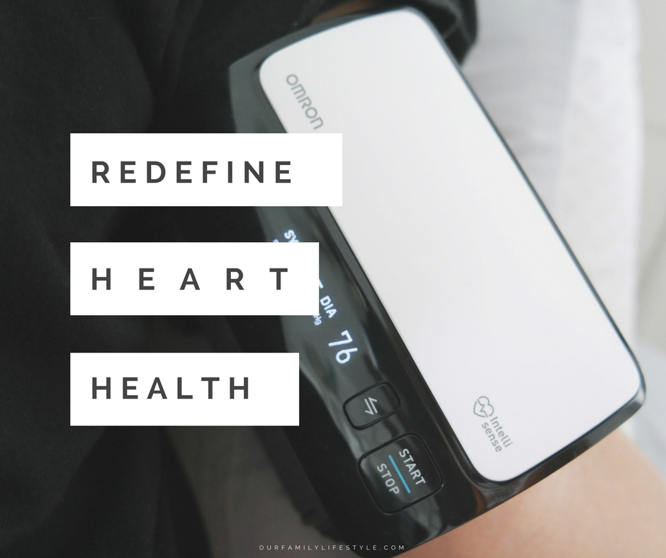 Redefine Heart Health with Omron