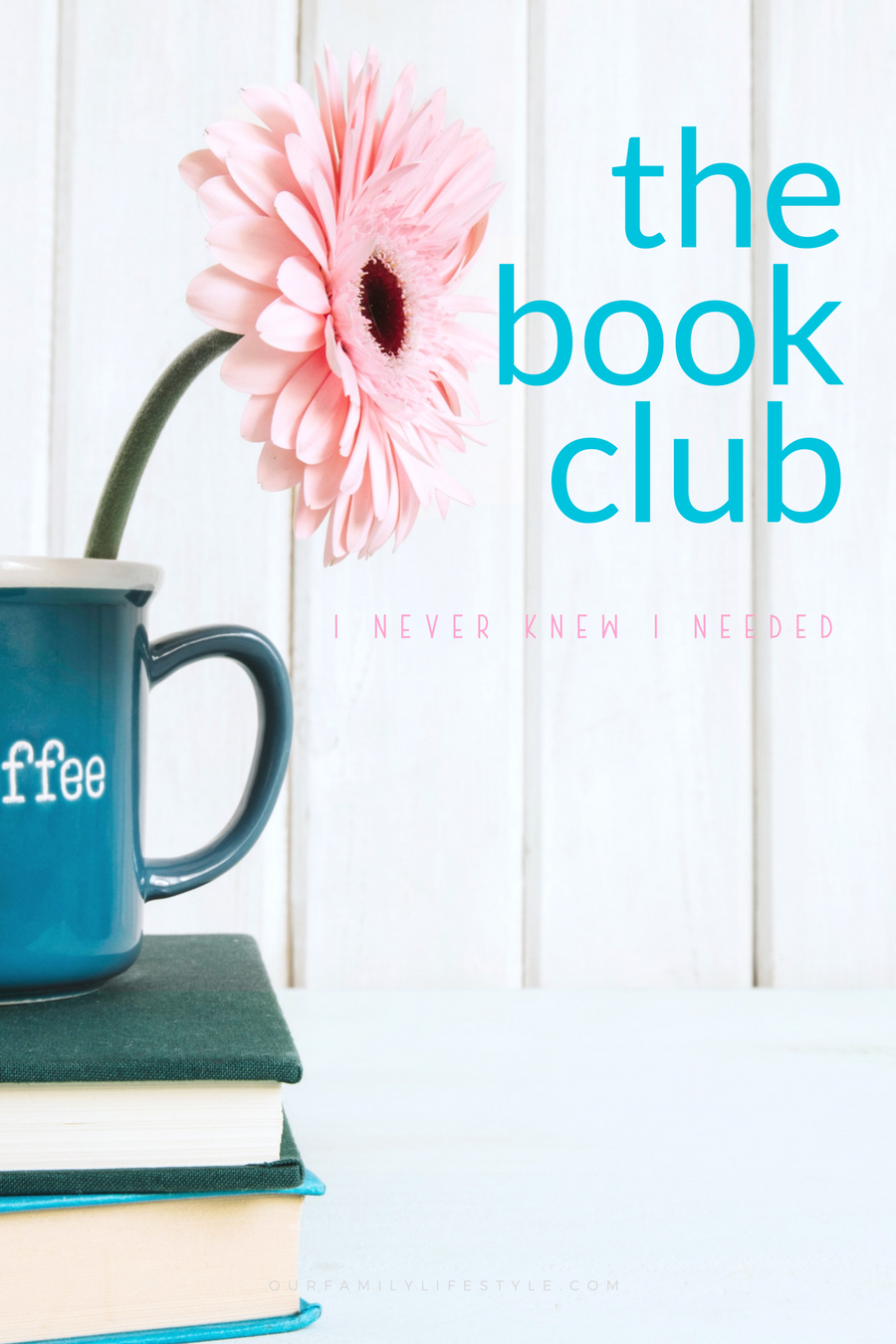 The Book Club I Never Knew I Needed