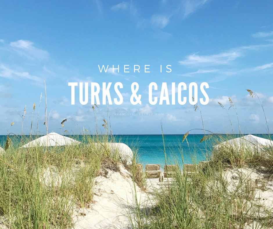 Where is Turks and Caicos