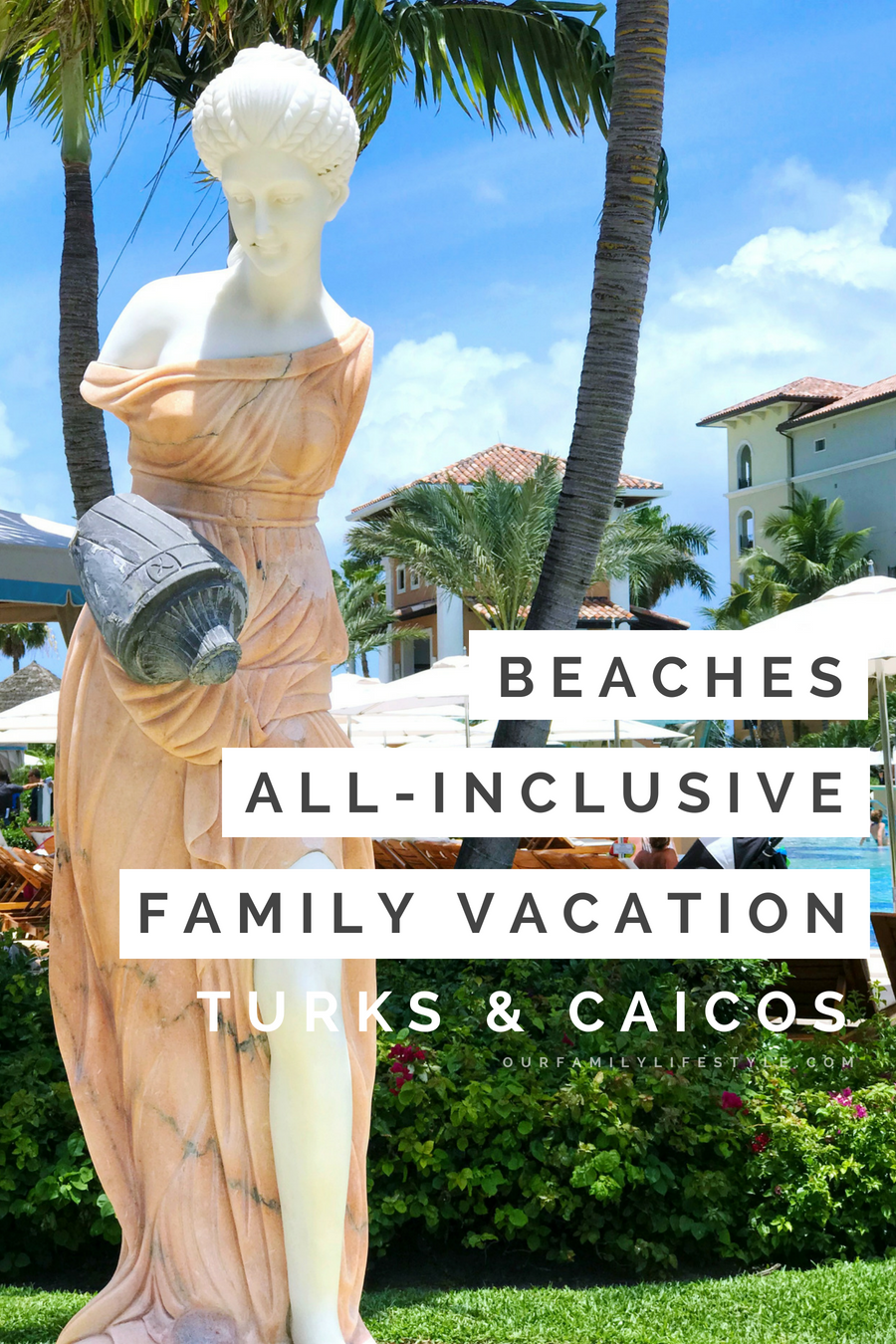 Beaches Resorts Offers All-Inclusive Family Vacation in Turks & Caicos