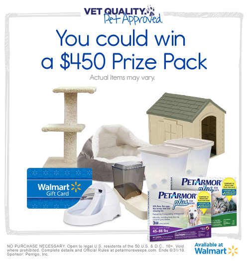 PetArmor Prize Pack