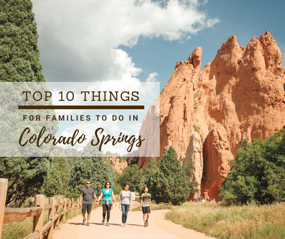 Top 10 Things for Families To Do in Colorado Springs