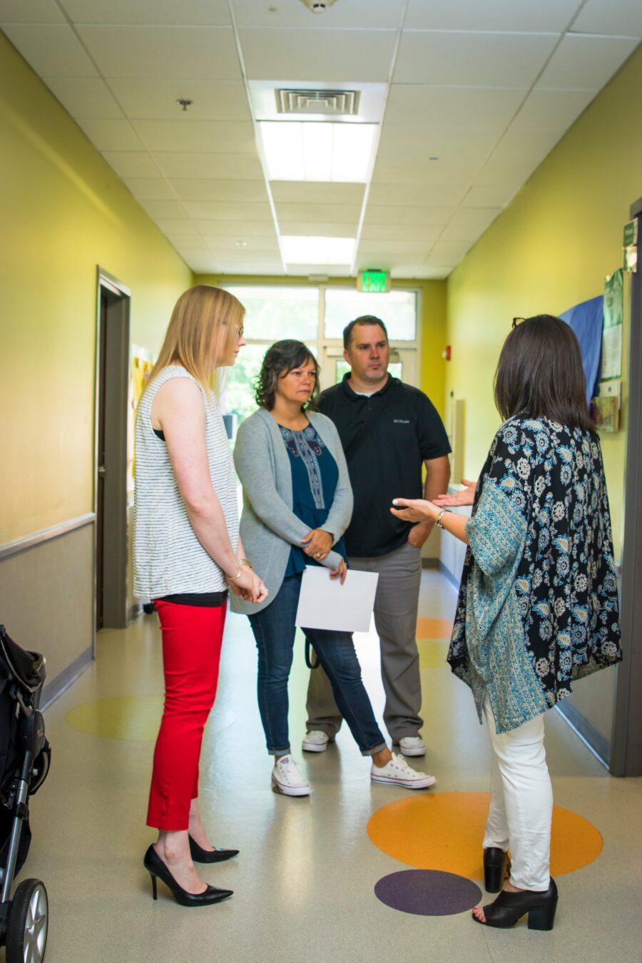 visit to Pediatrics Plus