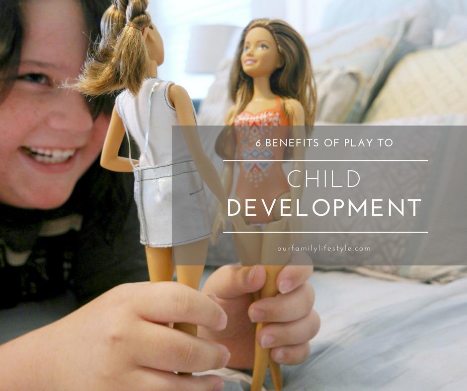 6 Benefits of Play to Child Development