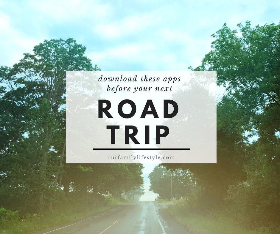 Download These Apps Before Your Next Road Trip
