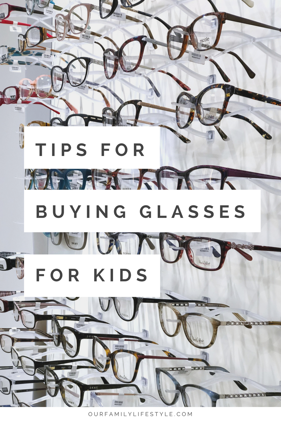 Tips for Buying Glasses for Kids at JCPenney Optical