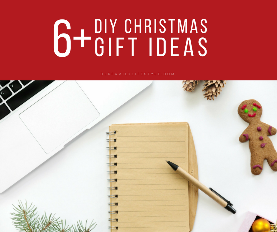 6+ DIY Christmas Gift Ideas from Pinterest