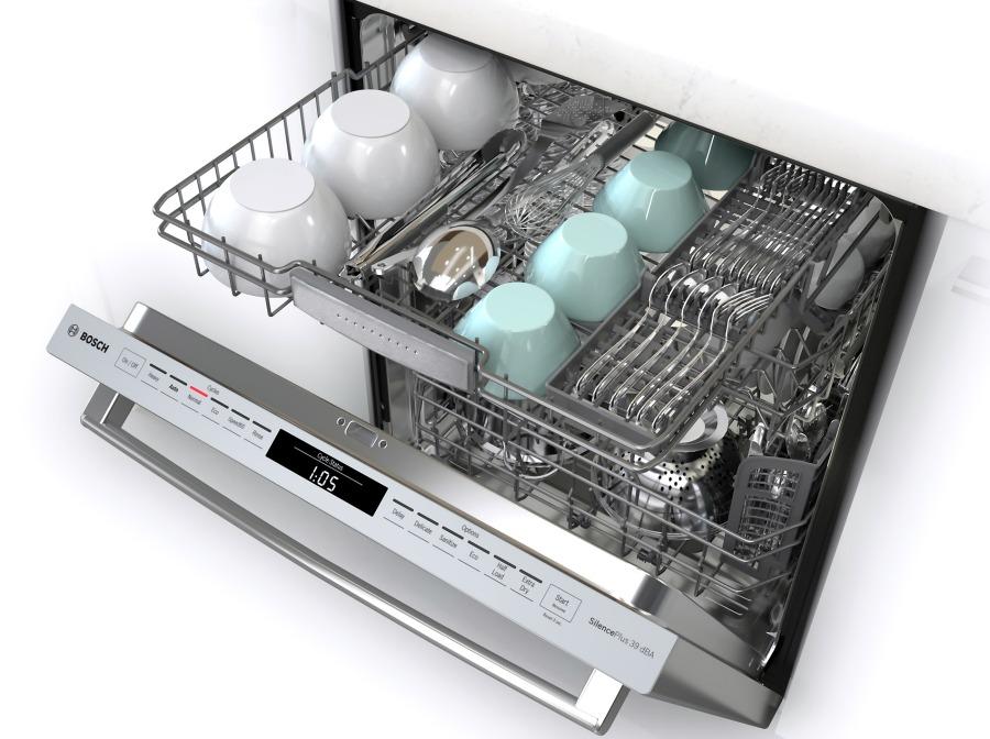 Bosch 800 Dishwasher MyWay
