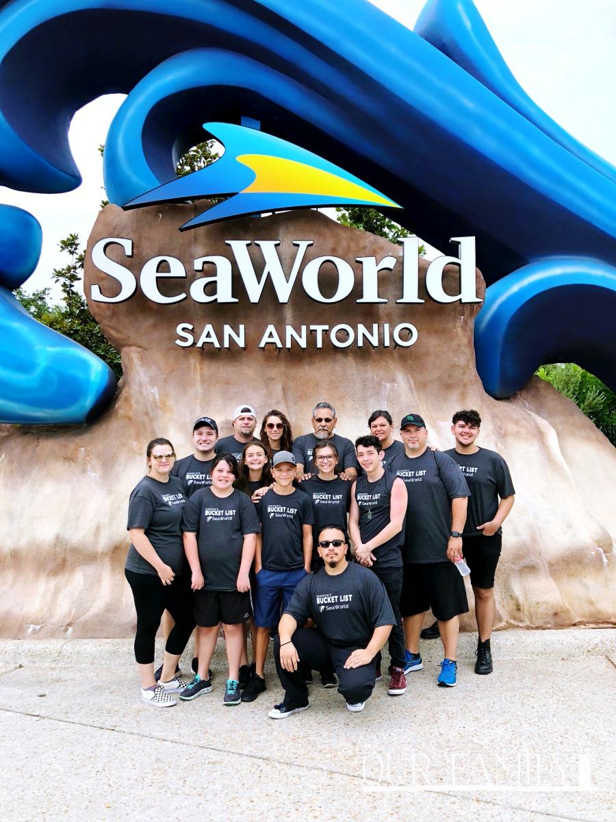 MaMaws Bucket List - SeaWorld