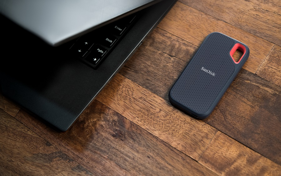 Keep Your Data Secure On-the-Go with SanDisk