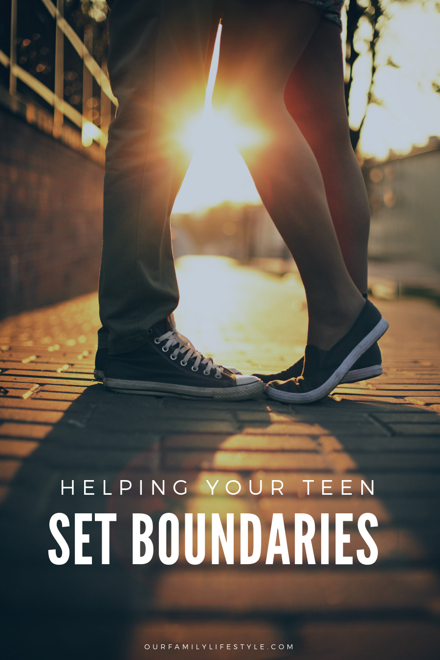Helping Your Teen Set Boundaries in Their Relationships