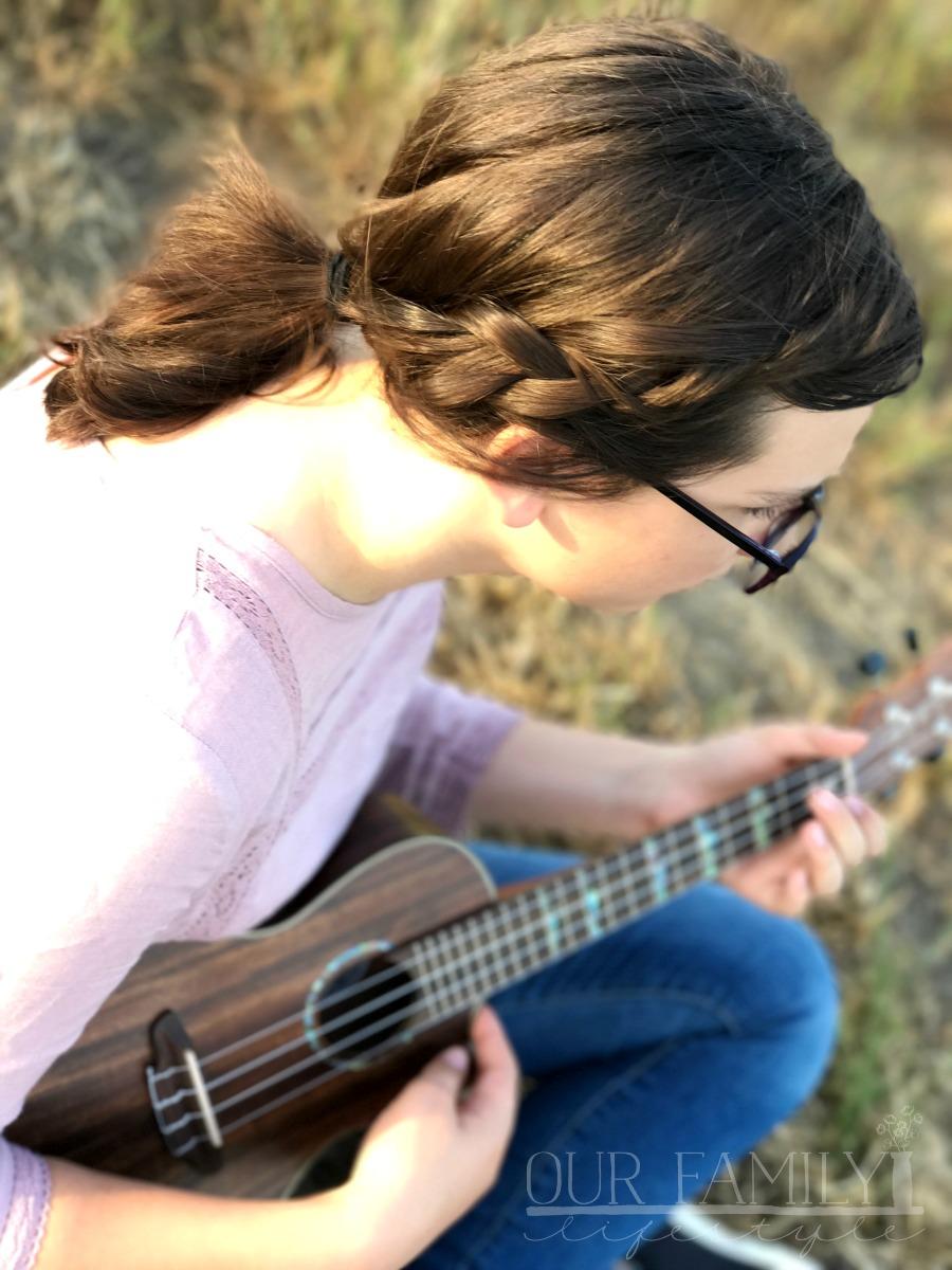 Luna Acoustic-Electric Ukulele from Guitar Center