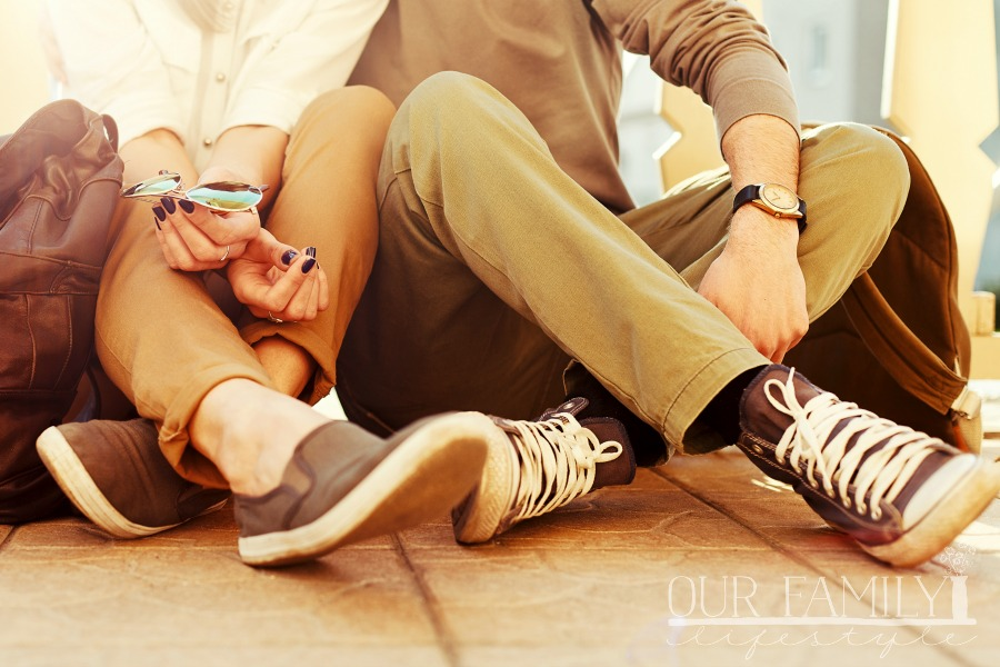set healthy boundaries teen dating