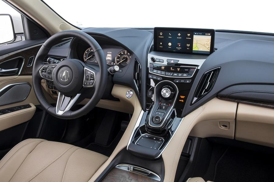 2019_Acura_RDX_Advance interior