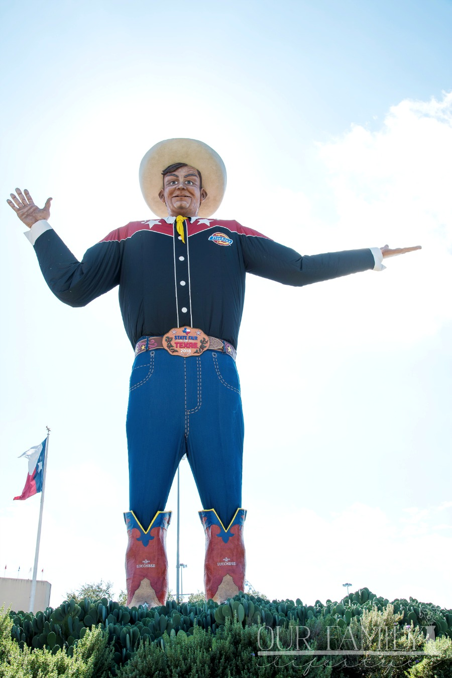Big Tex at State Fair of Texas