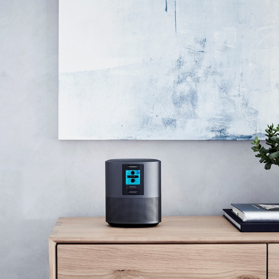 new Bose family of smart speakers