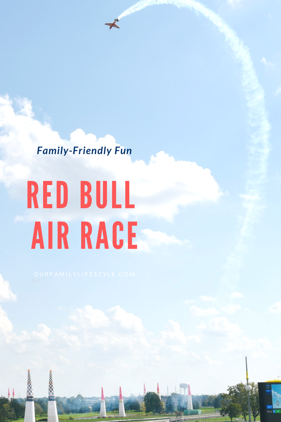 Family-Friendly Fun at Red Bull Air Race