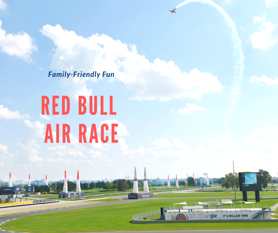 Experience Family-Friendly Fun at the Red Bull Air Race
