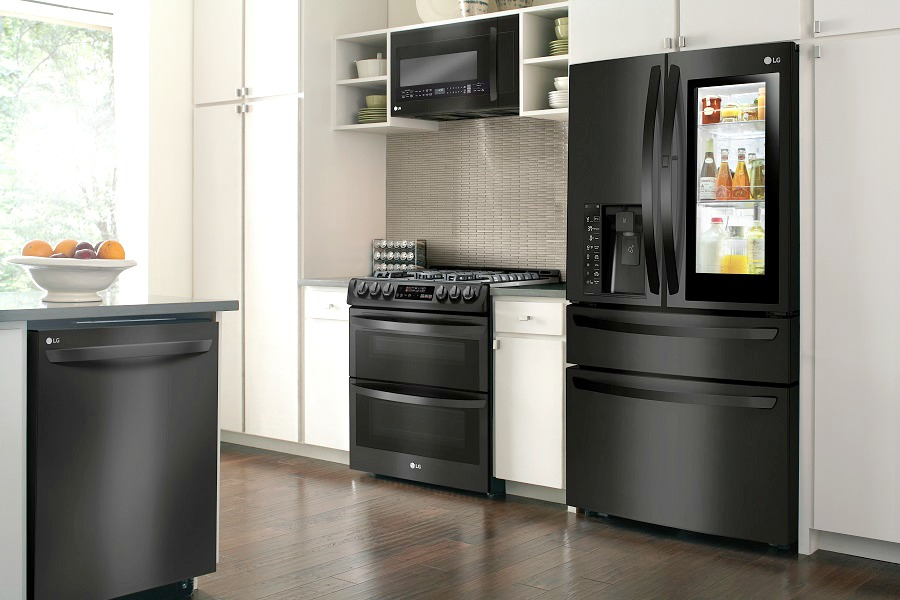 LG Smart Kitchen Appliances Make Life Easier
