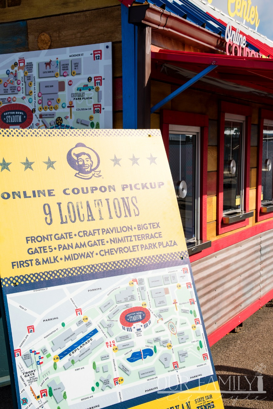 State Fair of Texas online coupons