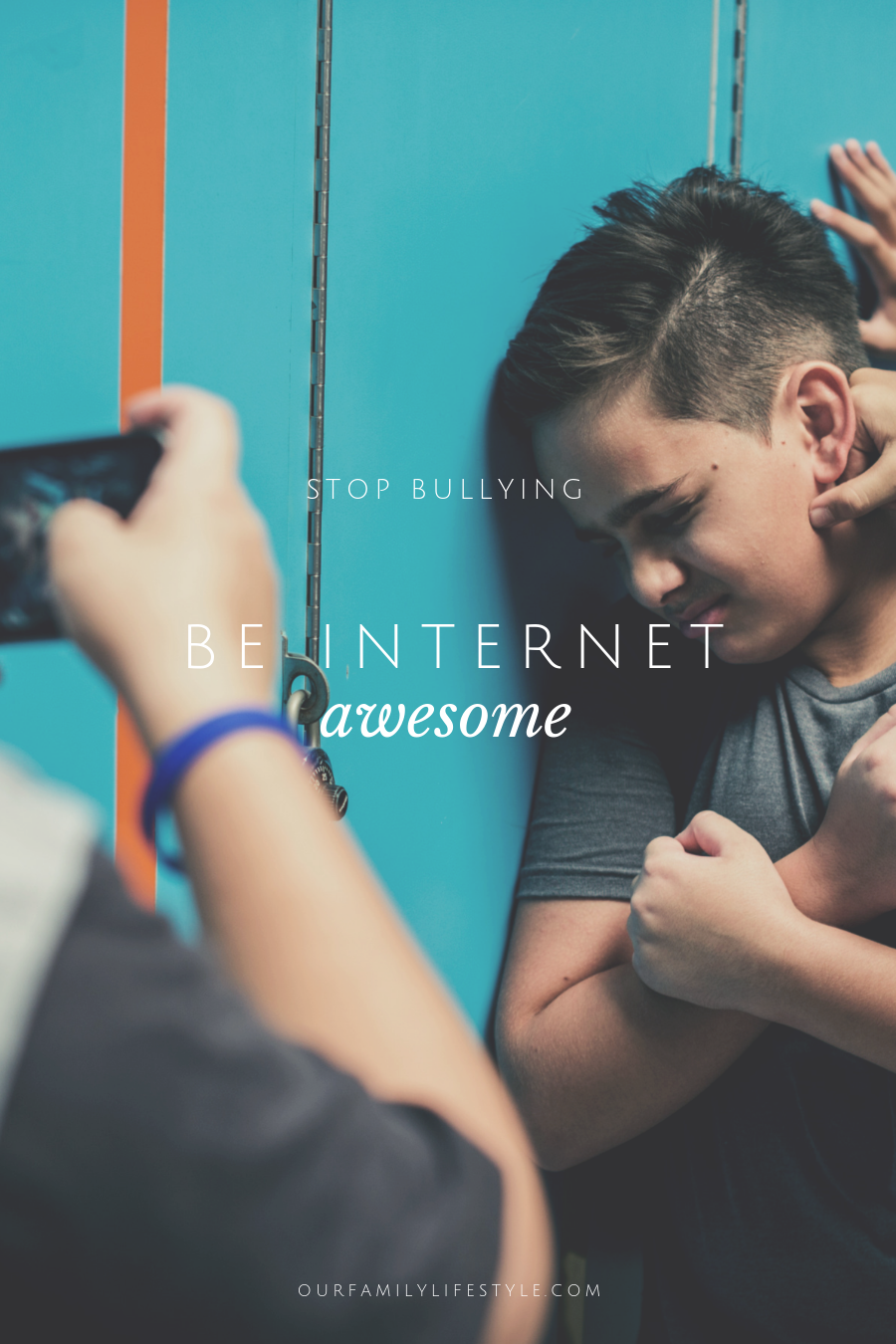 Stop Bullying - Be Internet Awesome