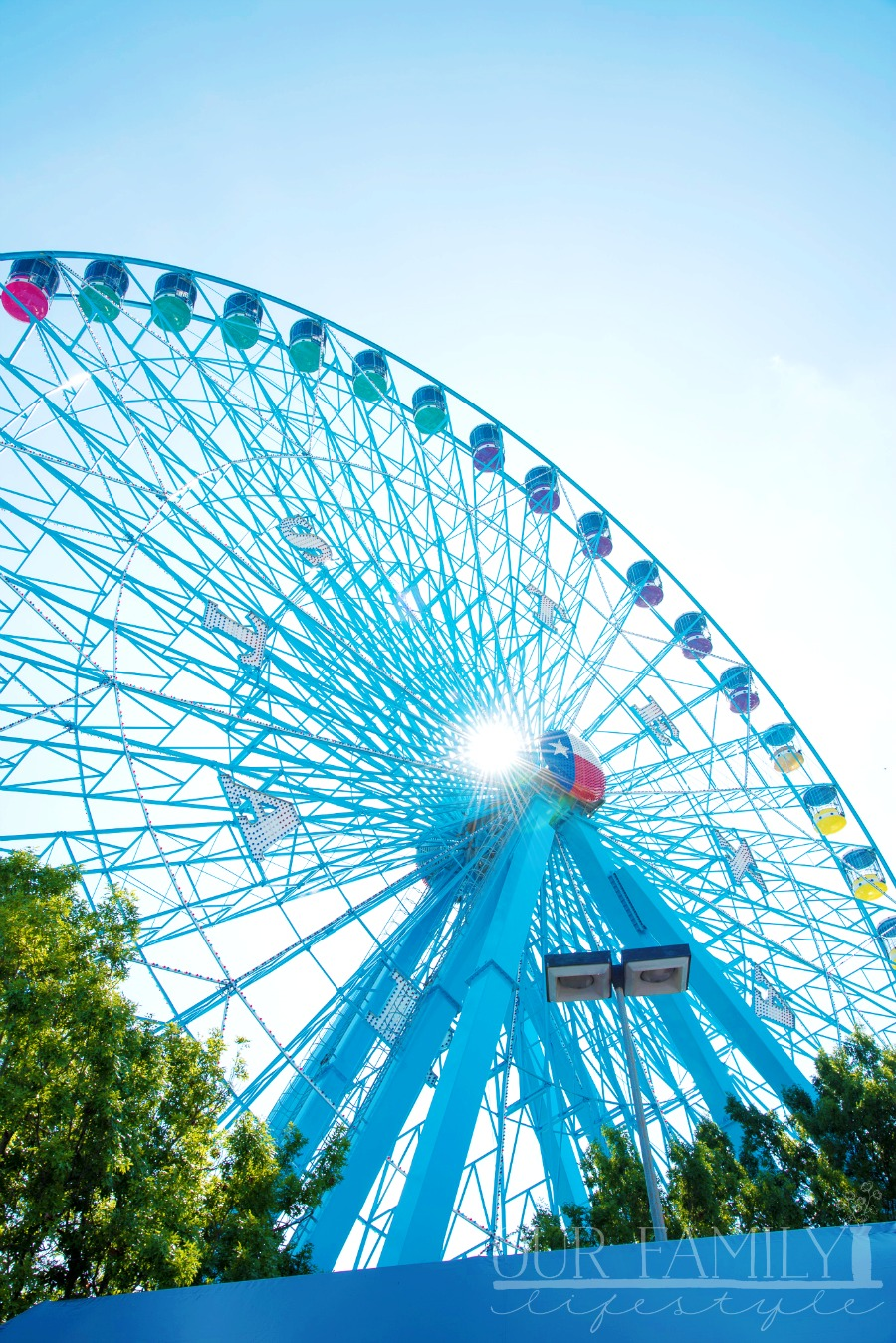 Texas Star® Ferris wheel