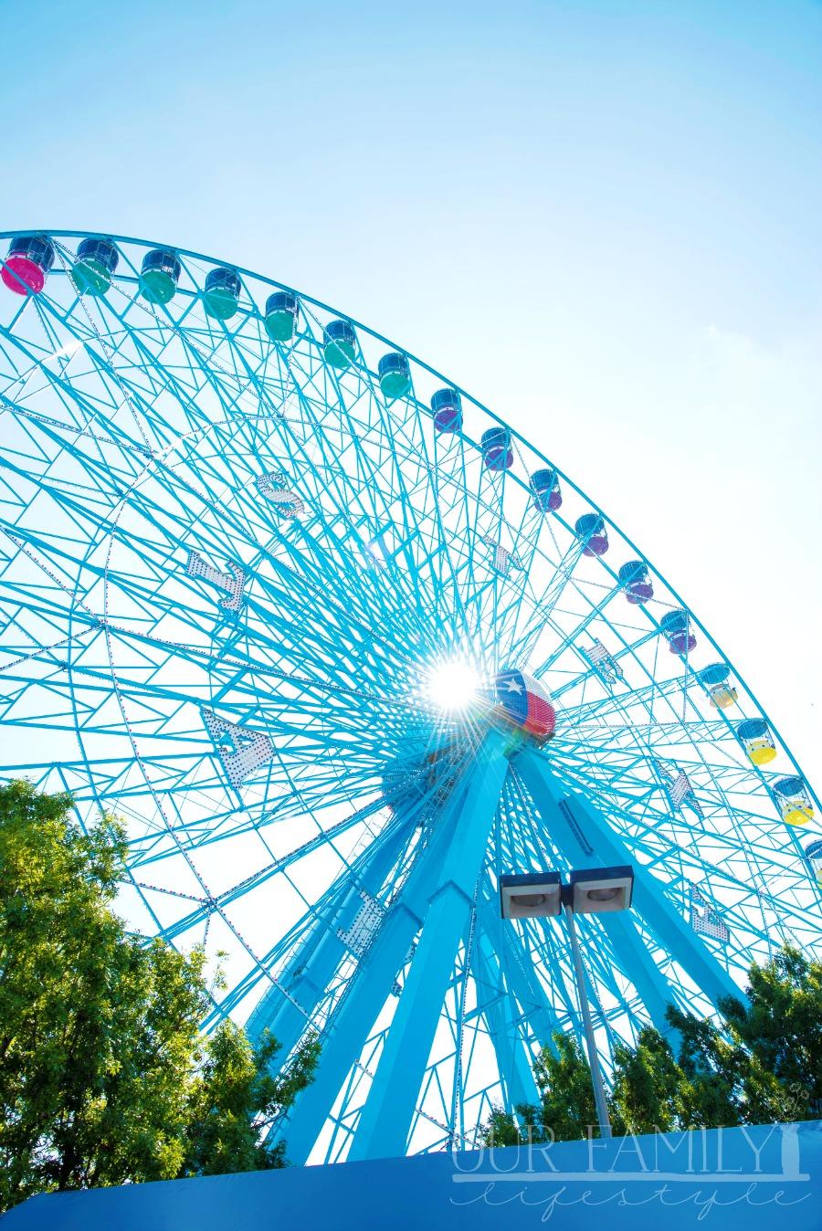 Texas Star® Ferris wheel