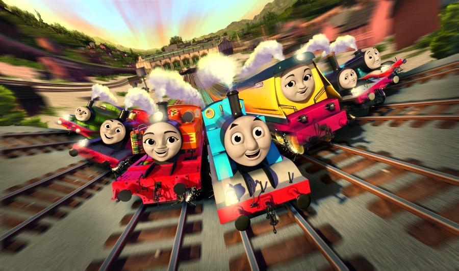 Thomas and Friends_Steam_Team