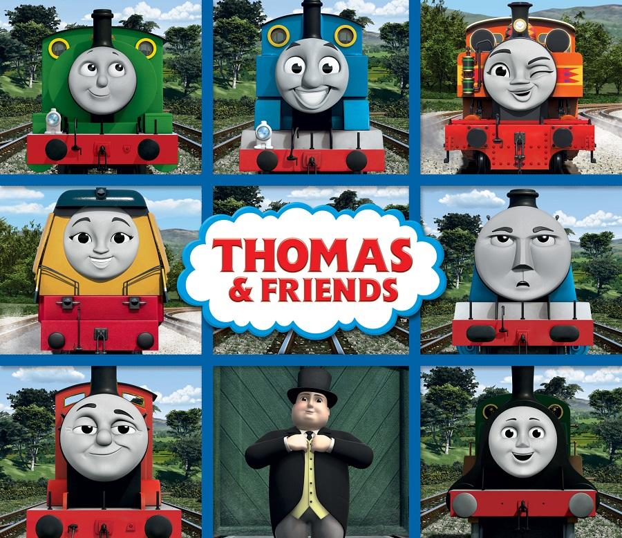 Thomas&Friends Global Goals