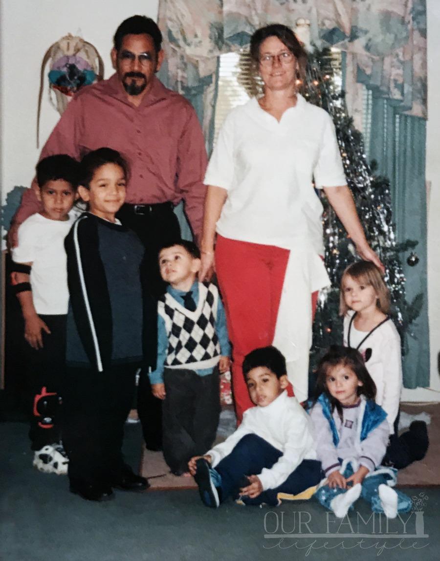 Christmas Cousins 1999