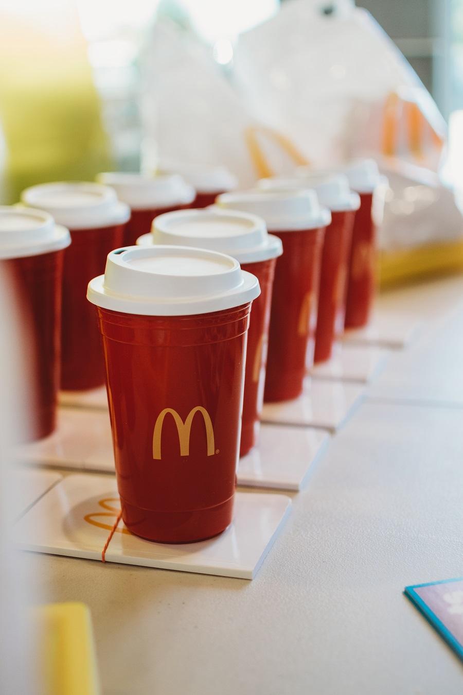 McDonalds December Lunch Bunch
