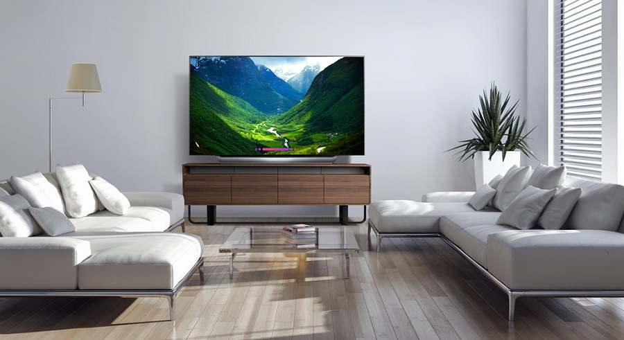 LG OLED TV Meets Artificial Intelligence