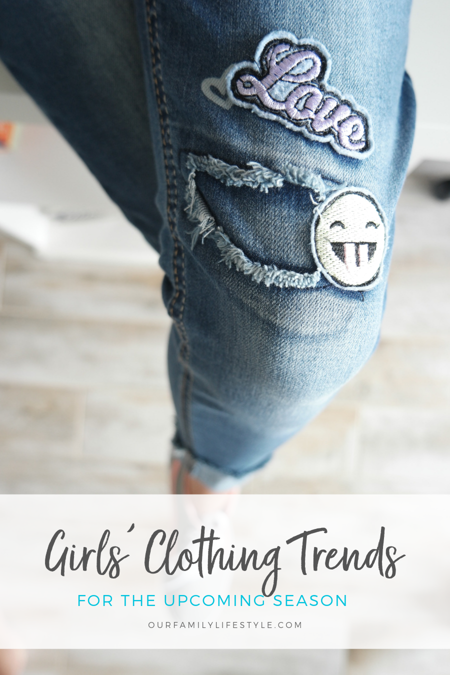 Girls' Clothing Trends For The Upcoming Season