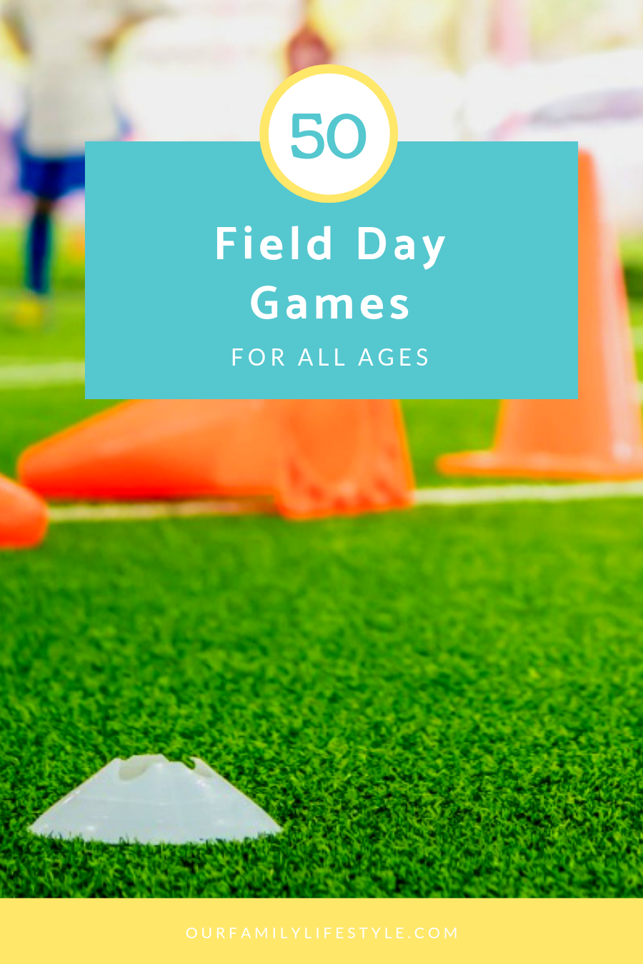 50+ Epic Field Day Games List for All Ages