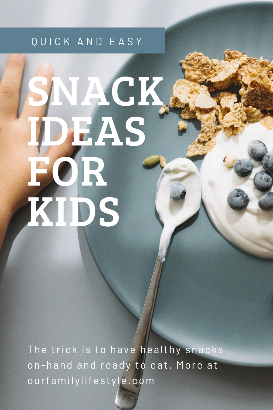 Quick and Easy Snack Ideas for Kids