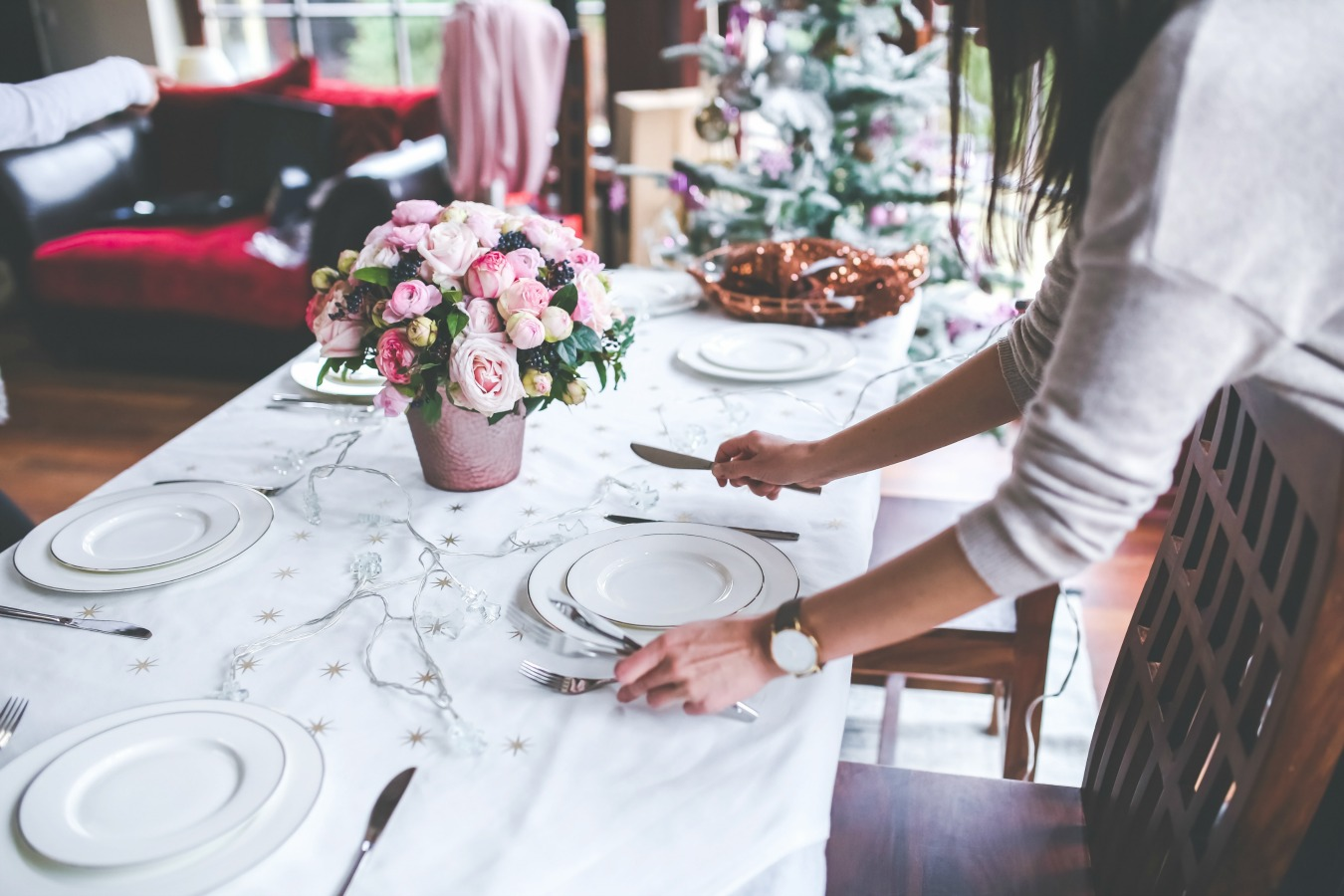 Take the Effort Out of Hosting a Dinner Party