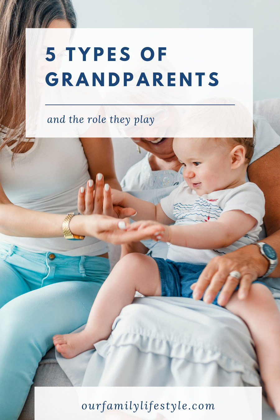 5 Types of Grandparents and Role They Play